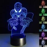 3D stolní lampy