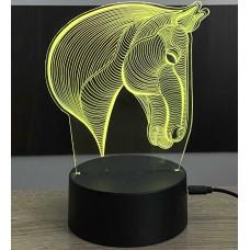 3D stolní lampa DD-051