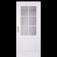 Posuvné dveře na stěnu Masonite - Aulida